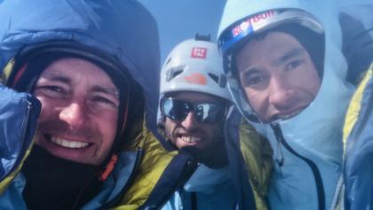 The Last Climb of Hansjörg Auer, David Lama, And Jess Roskelley