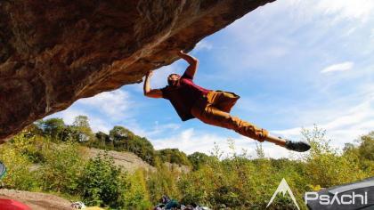 Paraclimber Martin Heald - The Interview