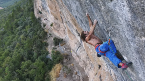 Chris Sharma Back In Business With