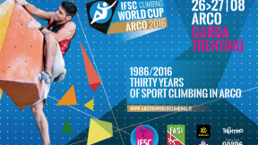 Upcoming LiveStream Trailer: IFSC Climbing World Cup Arco