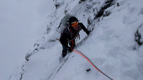 Mixed Climbing Free Ascent From Canada: Winter Is Coming!