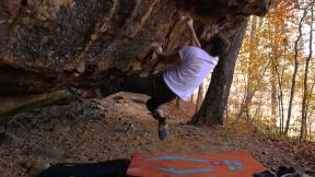 Bouldering in Arkansas - Brosafari: Arkansauce