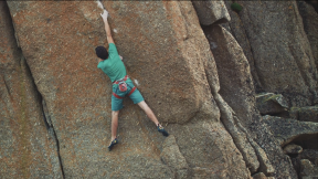 Home: First Ascent of a Cornish Highball