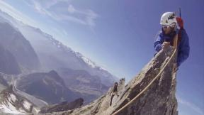 This Is What Summer Alpinism In The Massif Du Mont Blanc Is All About...