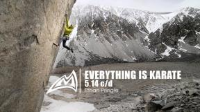Ethan Pringle | Everything is Karate 5.14 C/D FA