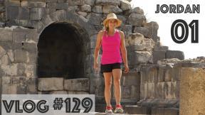 CLIMBING WITH SASHA DIGIULIAN IN JORDAN | VLOG #129