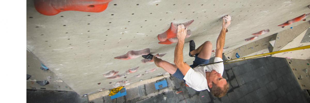 Will Matt Beat The Speed Climbing Challenge?