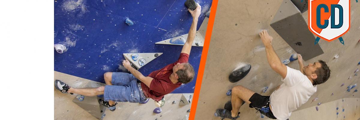 Matt And Hugo's Climbing Challenge