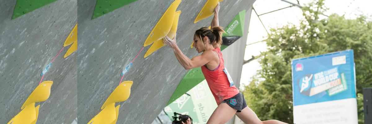 An Explosive End To The IFSC Bouldering WC