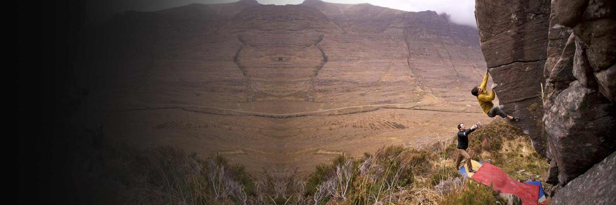Northwest Climbs: Torridon Bouldering