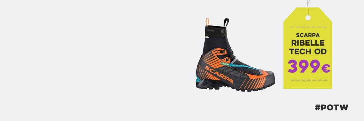 The Maserati Of Mountain Footwear