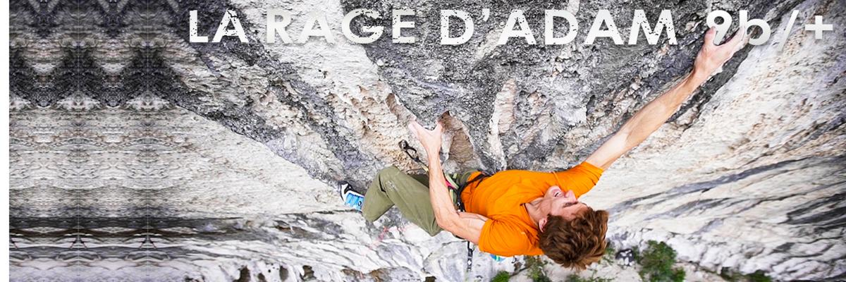 Seb Bouin's Journey To Climb La Rage D'Adam 9b/+