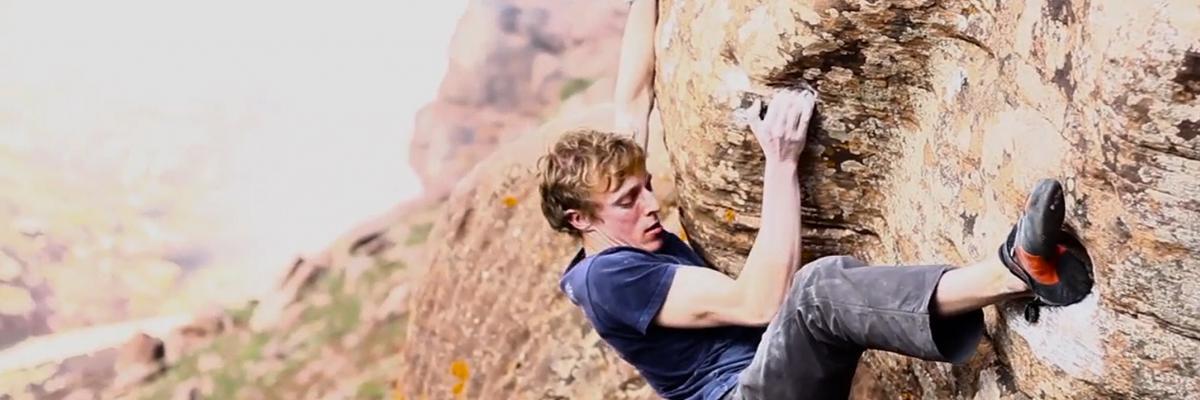 Louis Parkinson Puts Up Hardest Boulder Problem In Morocco, Part 2