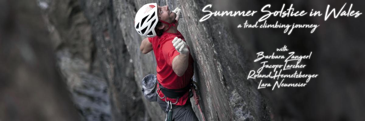 Summer Solstice In Wales - A Trad Climbing Journey