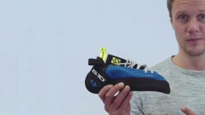 FIVE TEN: scopri come scegliere la tua prossima climbing shoe