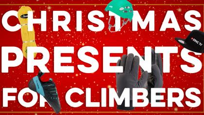 Climber Christmas Gift Ideas