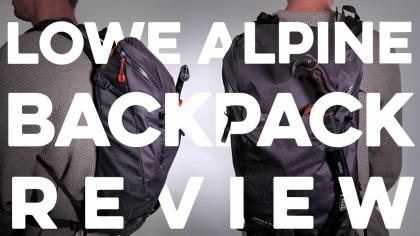 Lowe Alpine Renegade 28L Backpack Review
