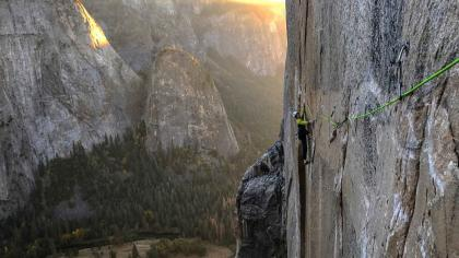 Adam Ondra Dawn Wall Update: Working The Dyno