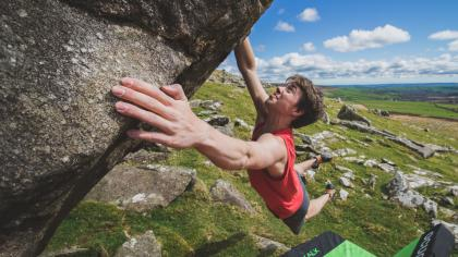 The Hidden Preseli Hills Bouldering