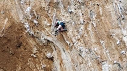 Full Time Climber, Full Time Job - Slightly Chaotic