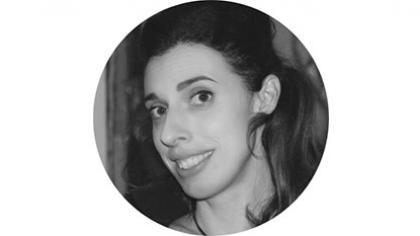 Molly Brignone istruttrice di Hatha Yoga e Silk Yoga
