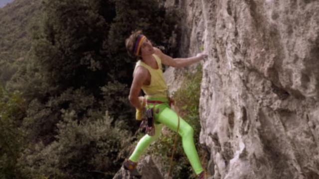 Vuoi tornare al LOOK DEGLI ANNI D'ORO dell'arrampicata?
