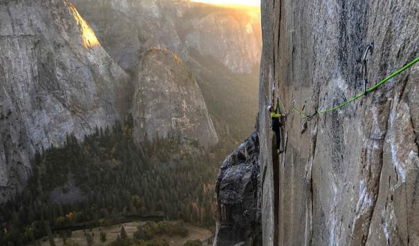 Adam Ondra Dawn Wall Update: Working The Dyno