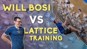 Will Bosi vs The Lattice 45 Board