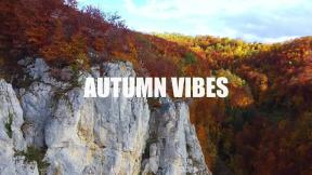 Autumn Vibes - Rockclimbing