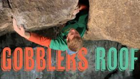 Gobbler's Roof E7 6C - Wide Boyz First Ascent