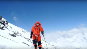 Ueli Steck's Everest-Lhotse Project