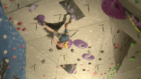 Adam Ondra Sets New Highpoint On World's Toughest Indoor Route
