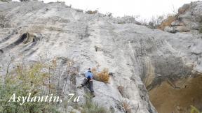 Sport Climbing In Napoleonica, Trieste And Kompanj, Croatia