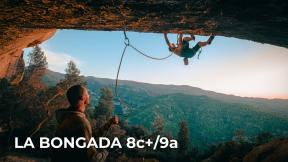 LA Bongada 8c+/9a | Commented Climb By Adam Ondra | Margalef, Spain