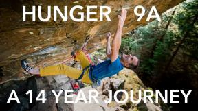Hunger 9a: A Fourteen Year Journey