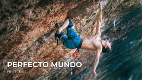 Perfecto Mundo - First Tries | Adam Ondra