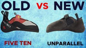 Five ten VS Unparallel    Casual shoe review    Boulderingbobat