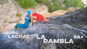La Rambla 9a+ by Cédric Lachat
