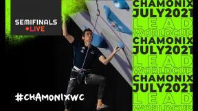 IFSC World Cup Chamonix 2021 || Semi-finals
