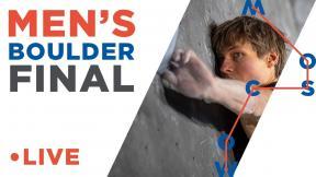 IFSC World Championships Moscow 2021 || Men's Boulder Final