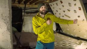 Rab: Preparing for Winter - Circuit Training | UK Climbing