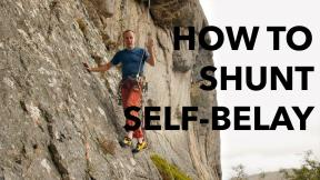 How To Self-Belay With A Shunt
