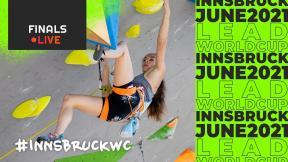 IFSC Lead World Cup Innsbruck 2021 || Men's and women's finals
