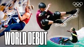 How Skateboarding, Surfing, and Climbing Became Olympic Sports | World Debut