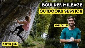 Boulder Mileage Outdoors with Jen & Ollie | Lattice Training