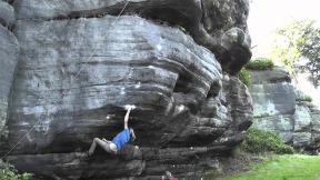 Southern Sandstone Bouldering | One