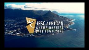 The Highlights video of the IFSC African Continental Championships