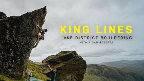 King Lines and 8B First Ascents • Aidan Roberts Bouldering in The Lake District