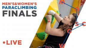 IFSC World Championships Moscow 2021 || Paraclimbing Finals