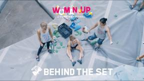 Behind The Set: Woman Up 2018